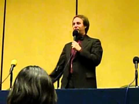 "ALA 2011 - Taliesin Jaffe Panel - ""Being a vampire is kinda like being gay because..."""