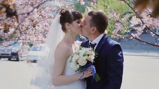 Свадьба Юлии и Дмитрия 25 апреля 2015