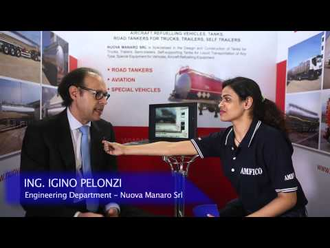 Principals of Amfico in Chemspec India 2015 Part 4