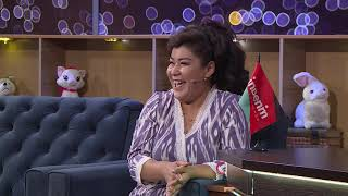MTV Show Kids - Hosiyat Husanova (23.08.2019)