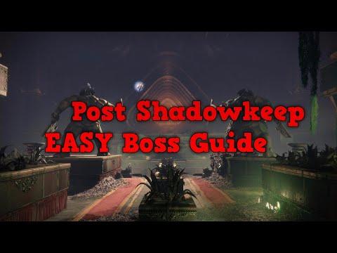 Crown Of Sorrow POST Shadowkeep EASY Final Boss Guide! Destiny 2 Shadowkeep Crown Of Sorrow |