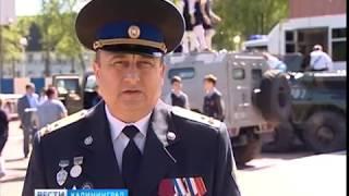 Для школьников региона провели военно-исторический урок в Калининградском Пограничном институте