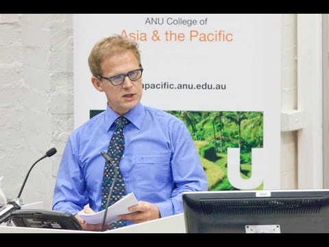 The Fight for Sri Lanka - Gordon Weiss at ANU