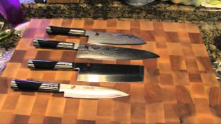 Miyabi 7000 pro Knives by Henckel