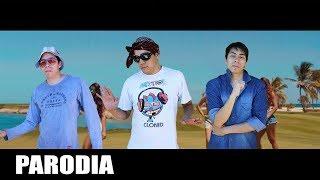 Sensualidad - Bad Bunny X Prince Royce X J Balvin (PARODIA)