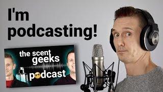 I'm Podcasting!