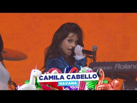 Camila Cabello - 'Havana' (live at Capital's Summertime Ball 2018)
