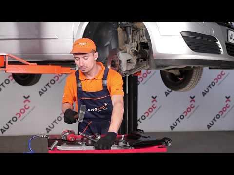 DREIECKSLENKER rechts Opel Astra H Caravan LENKER Zafira II QUERLENKER
