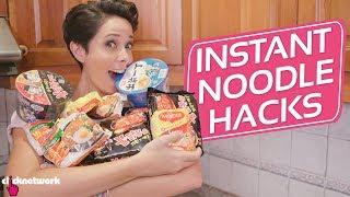 Instant Noodle Hacks - Hack It: EP59