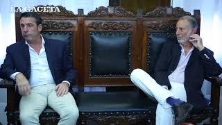 El embajador argentino en Brasil visitó la Redacción de LA GACETA