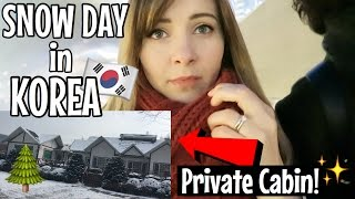 OVERNIGHT TRIP TO THE MOUNTAINS IN KOREA!