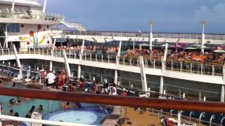 Allure of the Seas - Deck 16