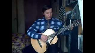 Полонез Огинского на классической гитаре