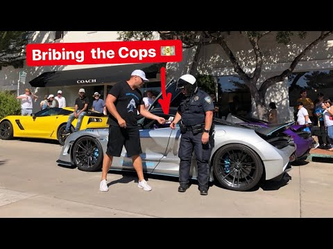 HOW TO GET OUT OF A TICKET! *DON'T BRIBE POLICE*