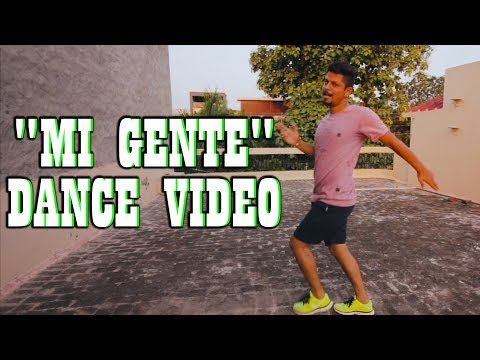 """MI GENTE - J. BALVIN, WILLY WILLIAM"" DANCE VIDEO 