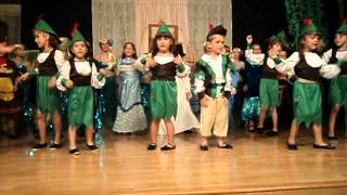Repeat youtube video Peter Pan 16 (aqui en nunca jamas tots).AVI