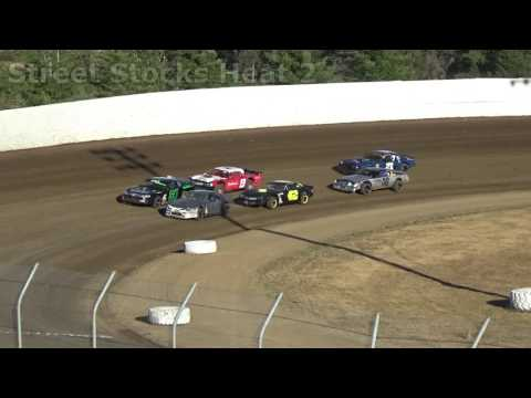 Grays Harbor Raceway, July 22, 2017, Street Stocks Heat Races 1 and 2