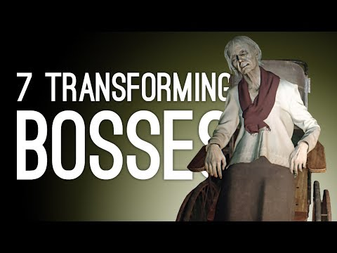 7 Transforming Bosses Who Made Us Regret Our Cockiness