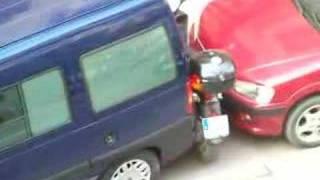 Lección de aparcamiento (1)