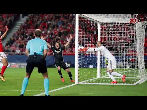 Blunder Kocak! Saat MU 'Dibantu' Kiper Belia Benfica