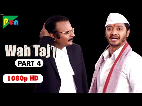 WAH TAJ Full Movie HD 1080p | Shreyas...