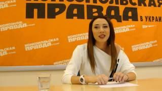 """Галя Полудневич, победительница проекта """"Від пацанки до панянки"""" (часть1)"""