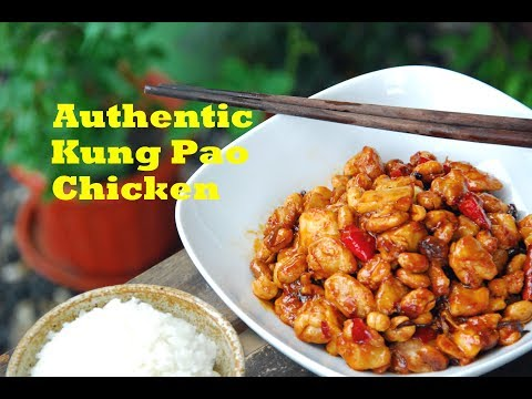 How to Make Authentic Chinese Kung Pao Chicken