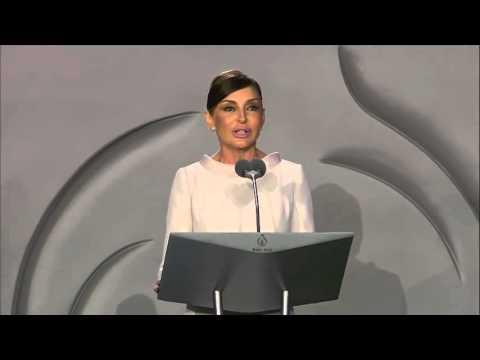 Mehriban Aliyeva Speech
