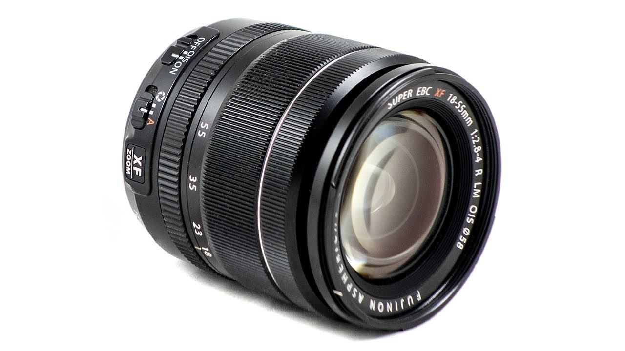 FUJINON XF18-55mmF2.8-4 R LM OIS Lens Drivers for Windows Mac
