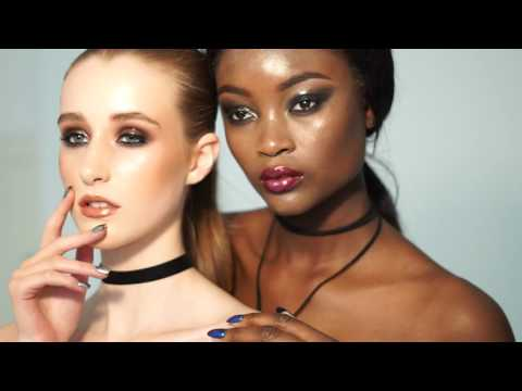 Luxe Metallix by Michele Burke Nails: Behind The Scenes Photoshoot