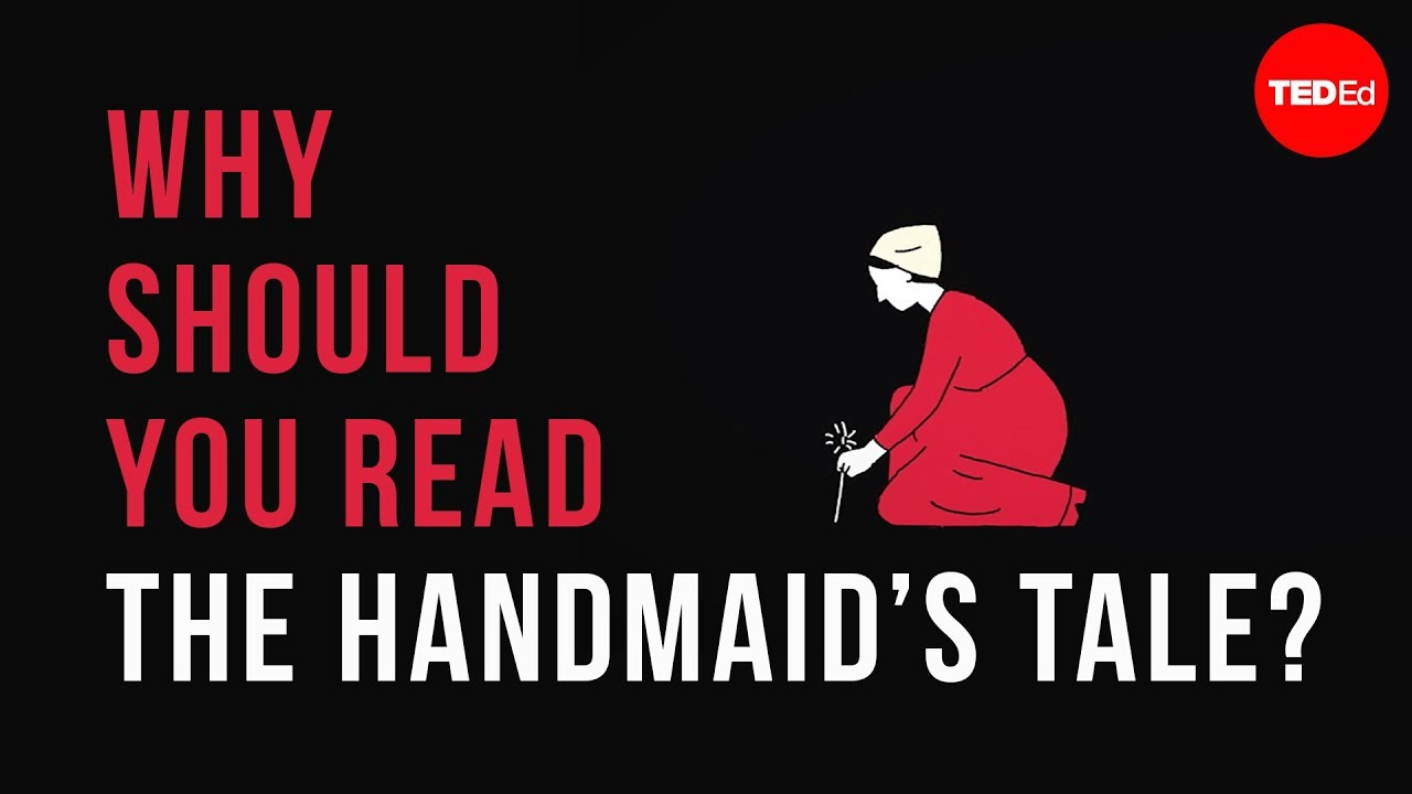 """Download Why should you read """"The Handmaid's Tale""""? - Naomi R. Mercer"""