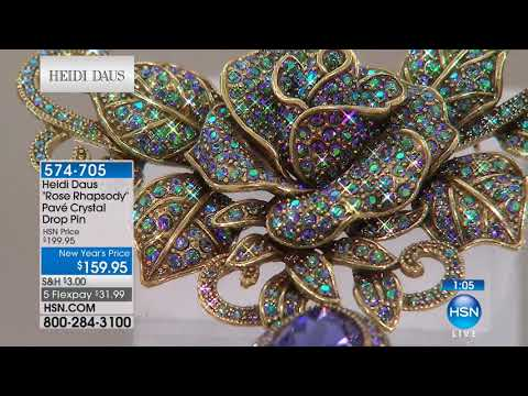 HSN | Heidi Daus Jewelry Designs 01.23.2018 - 10 AM