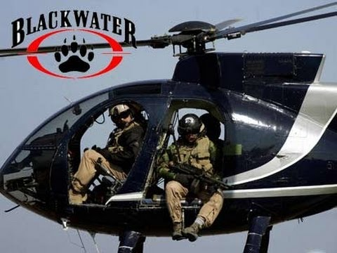 Apply Sharia Law to Blackwater?