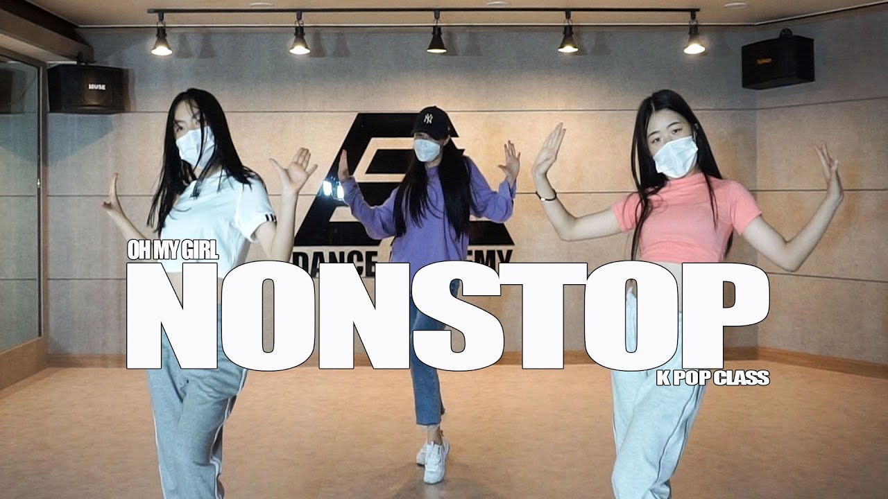 """OH MY GIRL(오마이걸)""""NONSTOP""""(살짝 설렜어) _ Kpop Cover"""