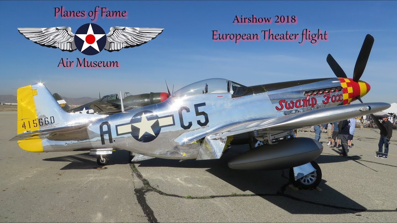 Planes of Fame 2018