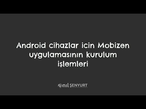 Android Rootsuz Ekran Videosu Çekme | Mobizen Kurulumu
