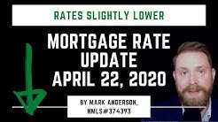 Mortgage Rate Update - Marginally Better Pricing Today