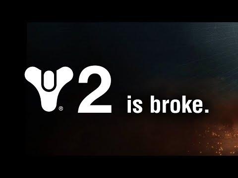 Destiny 2 Is Broke.  (5 Changes That Can Fix Destiny 2)