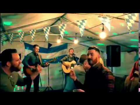 Lazy Marmalade Wedding Band - Proud Mary Live (clip)