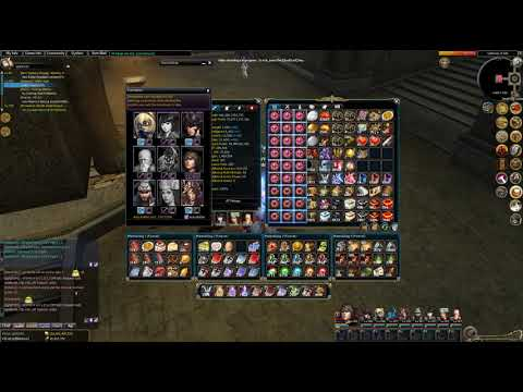 Atlantica Online EU Auto-Battle Bug