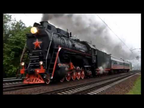Locomotoras de vapor soviéticas