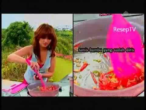Resep Masakan Daging Suwir Bumbu Thailand ala Chef Priscil