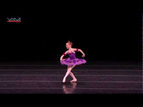 Dallas Conservatory, Halle Bauer 11, YAGP 3rd place Pre-Competitive Classical YAGP (Dallas)
