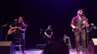 Geoff Tate -The Bridge - Acoustic Live HD; Castle Theater, Bloomington, IL; 2/10/2017