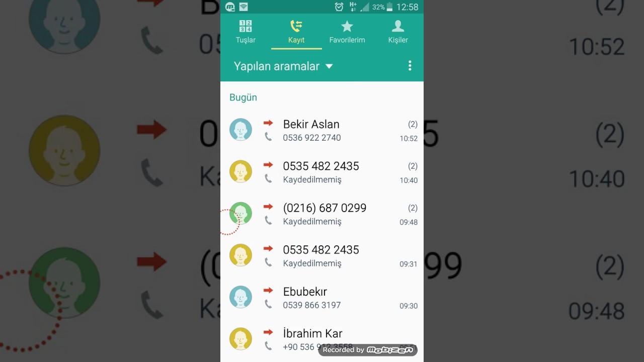 Bir mobil cihazdan diğerine verilerin kolaylıkla taşınması (Smart Switch)