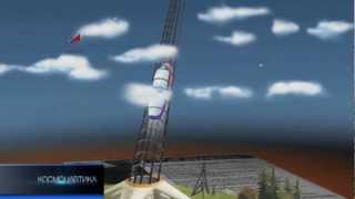 Лифт на Луну(Недавно японские ученые объявили о необычном проекте доставки грузов на орбиту без ракеты. Но мало кто..., 2013-01-19T06:05:12.000Z)