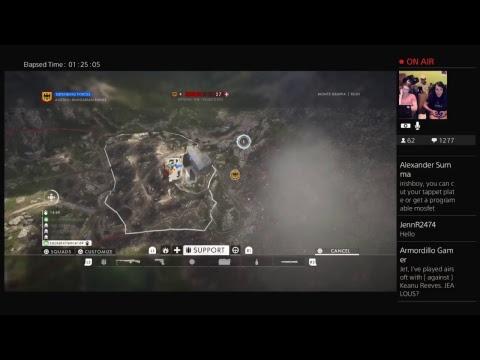 LIVE: House Gamers crashes  DesertFox Unicorn Battlefield 1 Party