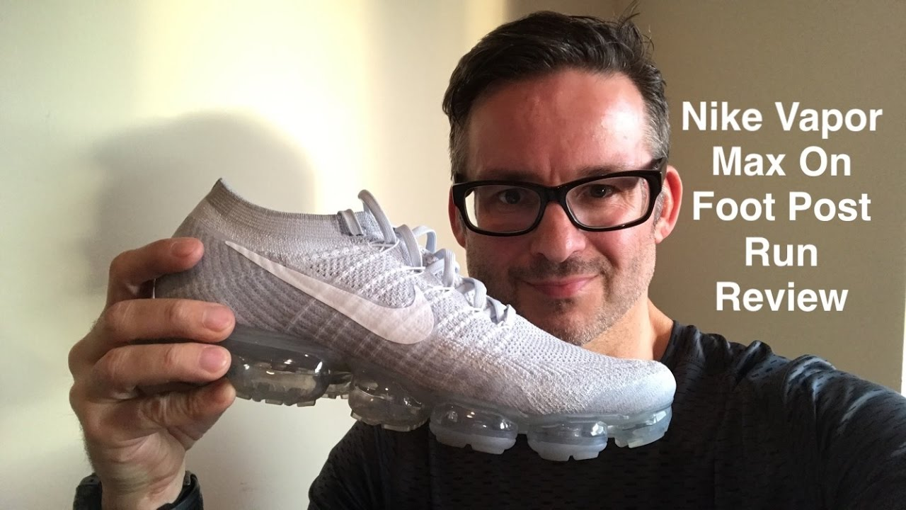 f692fcf8eecb Nike VaporMax Performance Review - YouTube