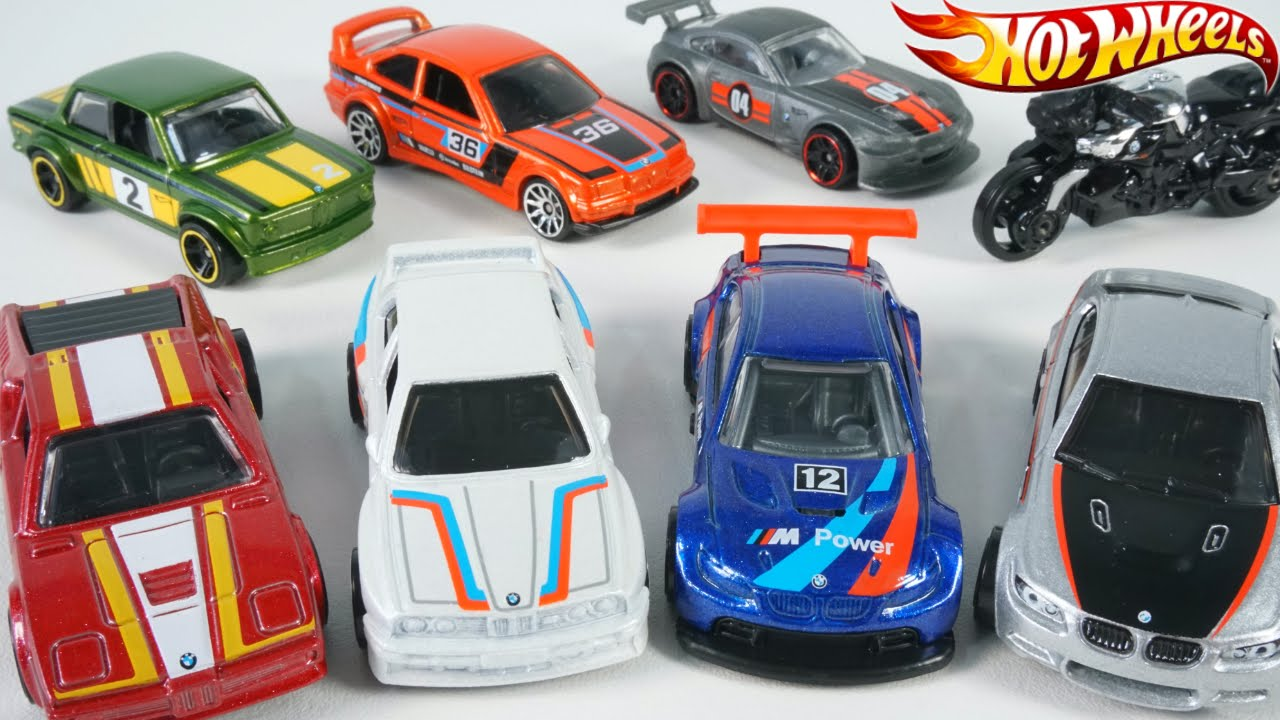 Hot Wheels Crash Cars