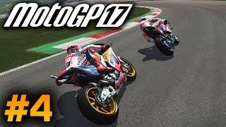 MotoGP 17 Career Mode Part 4: Moto 3 - Le Mans & Mugello (Rider Career Mode PS4 Gameplay)